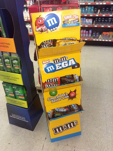 M&M's Filled With Caramel Are Coming