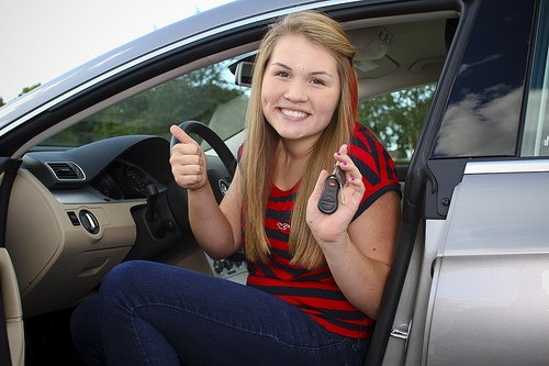 The Top Three Mistakes Teen Drivers Make