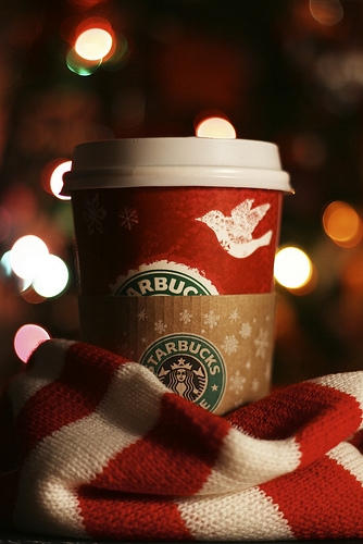 Starbucks Just Released Its Second Holiday Cup For This Year