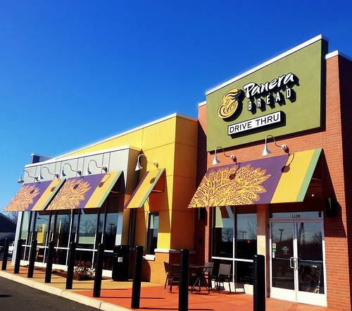 If You Propose at Panera Bread on Valentine's Day, They Might Cater Your Wedding For Free