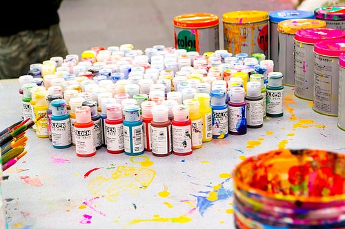 Neoga Graduation Committee Paint Party