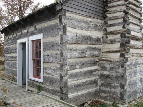 Lincoln Log Cabin Volunteer Training