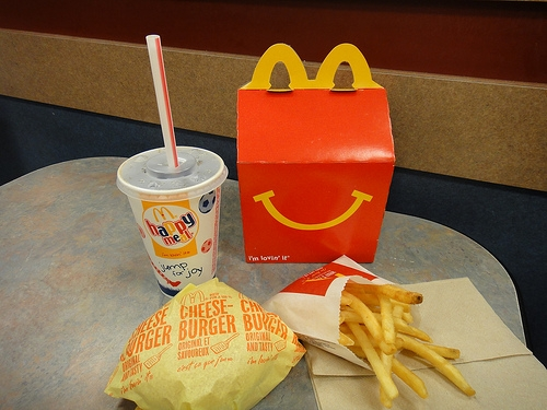 McDonald's Is Removing Hi-C From Their Menu