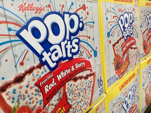 Pop-Tarts Are Being Turned Into Pizza, Nachos, and Milkshakes