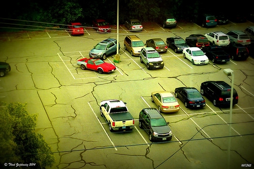 You Waste 26 Hours a Year Parking Your Car