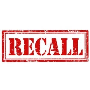 Graco Recall on some Child Restraints