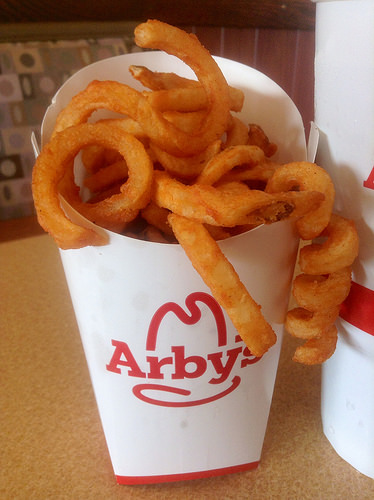 The Best Fast Food Fries Are From Arby's?