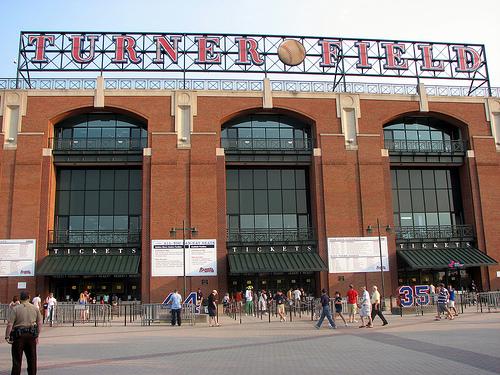 The Atlanta Braves' Ballpark Is Selling Beer Brewed From Baseball Bats