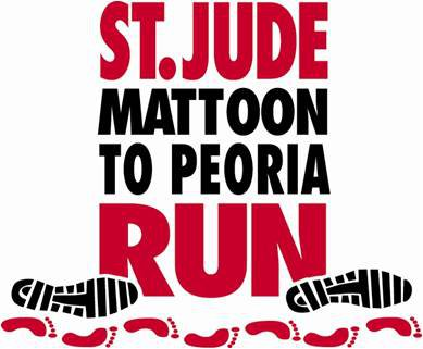 Mattoon to Peoria St. Jude Run Meeting Coming