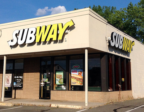 A Guy Robs a Subway . . . Then Goes Back For His Sandwich