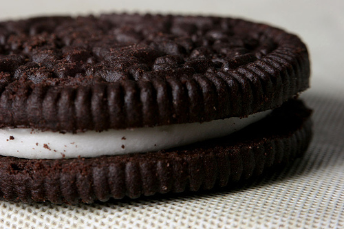 The Newest Oreos Are Filled With Cream Made Out of Dunkin' Donuts Coffee
