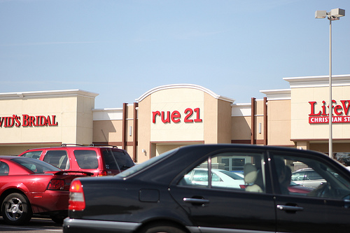 Rue 21 to Close Hundreds of Stores