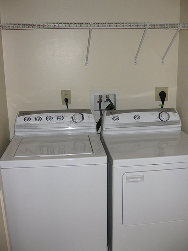 What's More Important: Good Internet or Washer and Dryer?