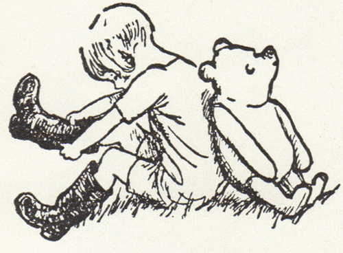Ewan McGregor Will Play A Grown-Up Christopher Robin in a Winnie the Pooh Movie