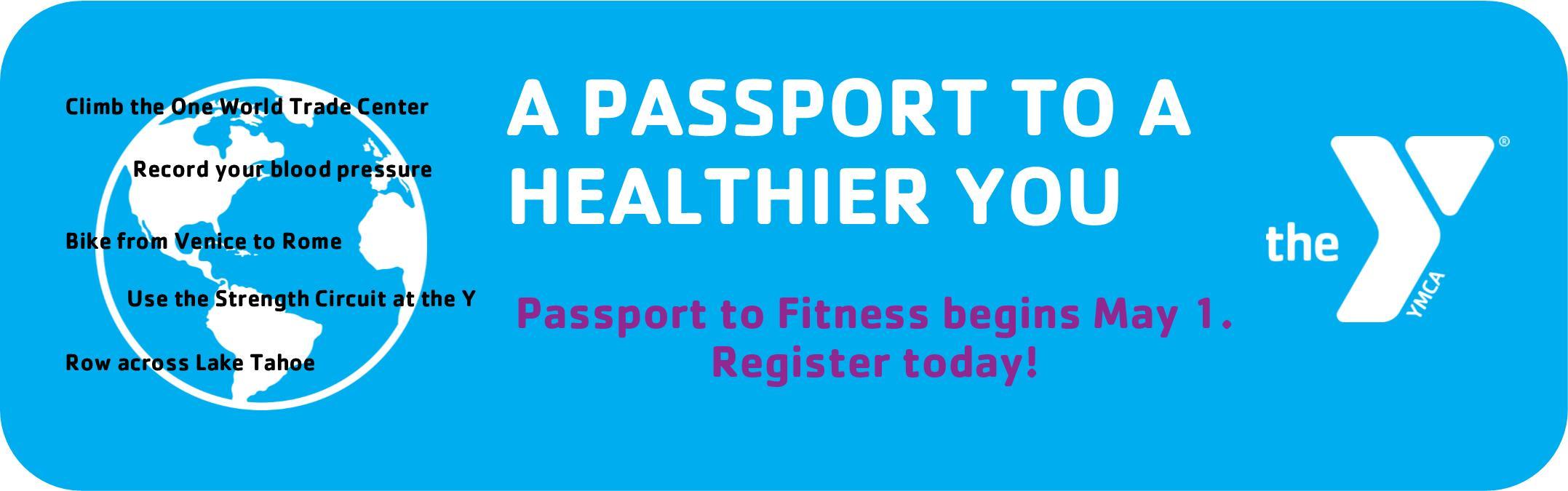 YMCA Passport to Fitness