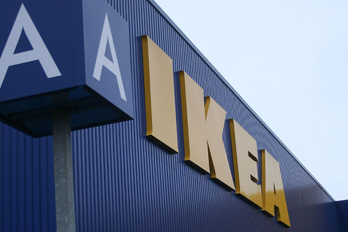 Ikea Is Running a Magazine Ad That Works as a Pregnancy Test