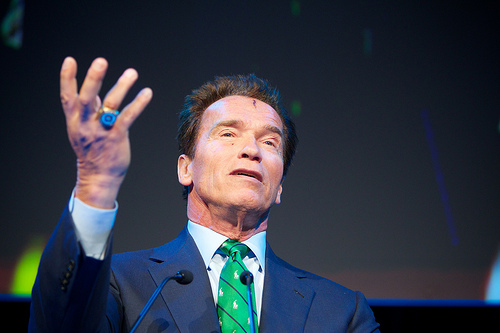 """Arnold Schwarzenegger Says He's Doing a Sixth """"Terminator"""", and the """"Twins"""" Sequel"""