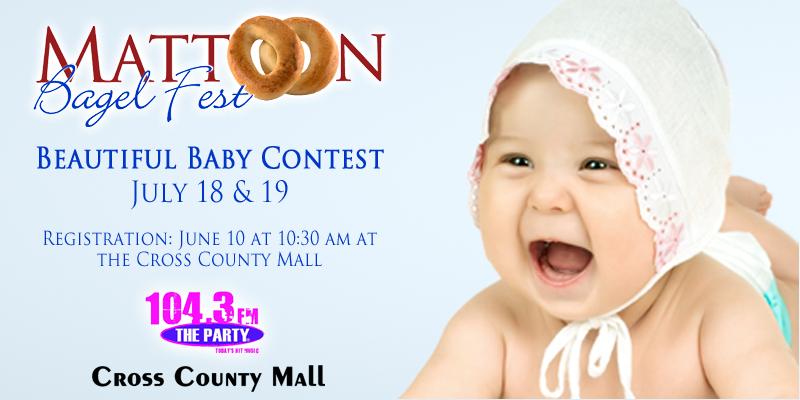 Mattoon Bagelfest Beautiful Baby Contest 2017