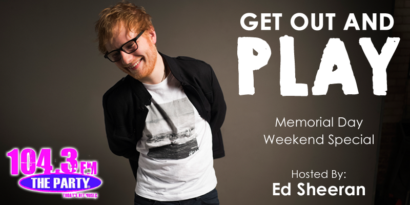 Memorial Day Special Hosted By Ed Sheeran
