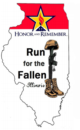 Run for the Fallen Taking Place This Weekend