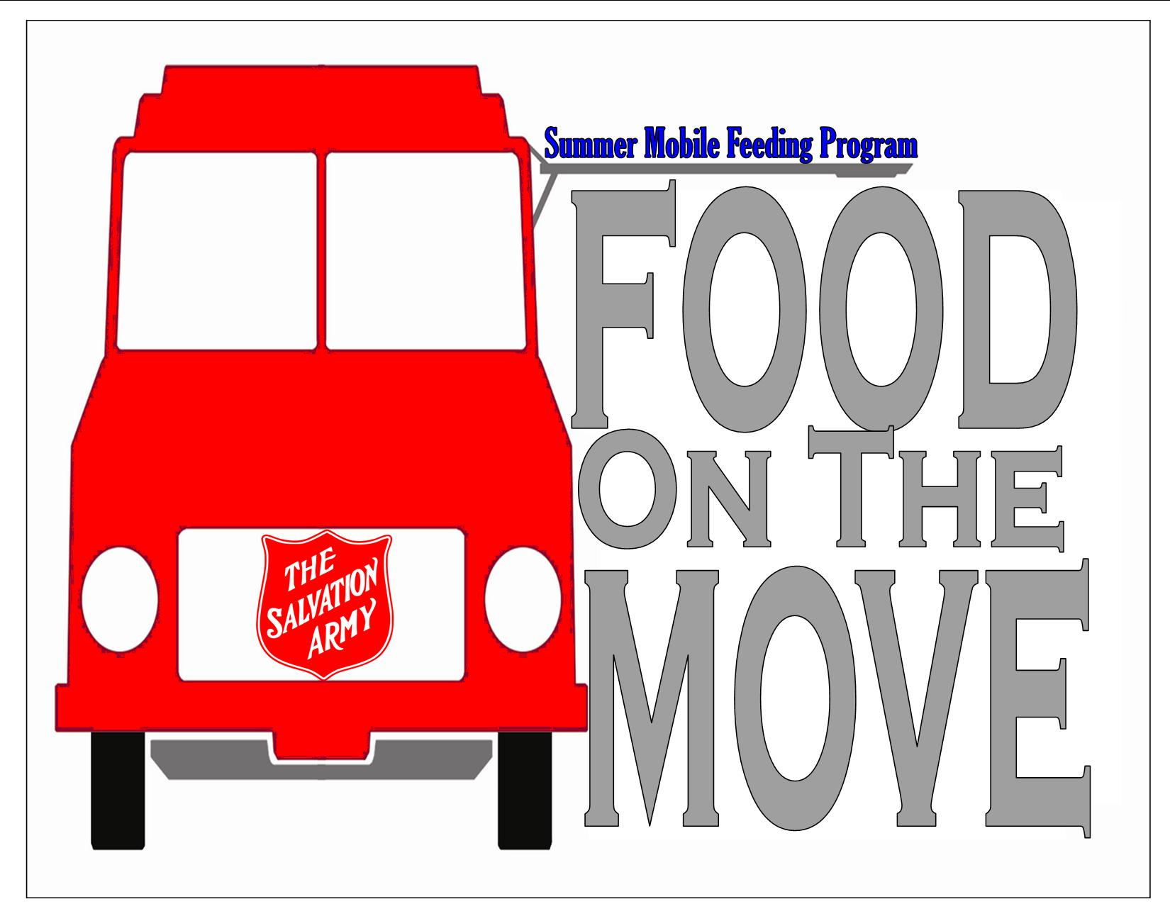 Salvation Army Food on the Move in Charleston (2018)