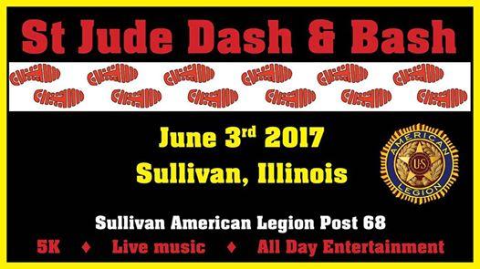 3rd Annual St. Jude Dash & Bash