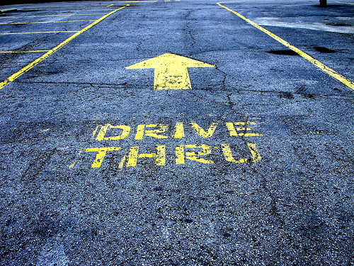 Burger King Has the Fastest Drive-Thru in the Country . . . McDonald's Has the Slowest