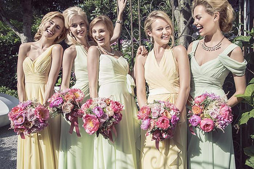One in Four Women Have Showed Up to a Wedding in the Same Outfit as Someone Else