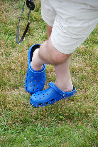 High-Heeled Crocs Are Now a Thing That Exists