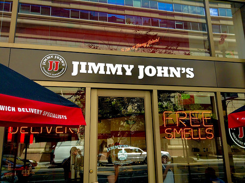 A Woman Finds Out Her Boyfriend Is Cheating Thanks to a Jimmy John's Delivery Guy