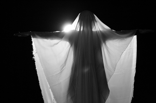 """There's a New """"Ghosted"""" Halloween Costume . . . Yeah, the Dating Term"""
