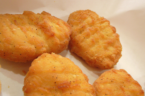 A Woman Is Arrested For Chicken Nugget Battery