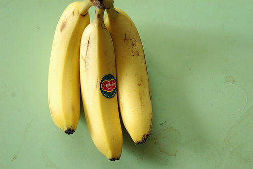 A New Prank Will Freak You Out With Ghost Messages on Your Bananas
