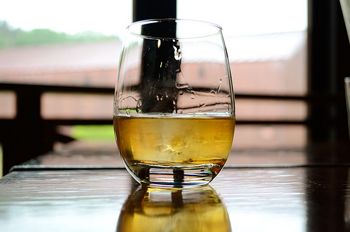 Here's Why Whiskey Tastes Better with Water, and It's Not What You're Thinking