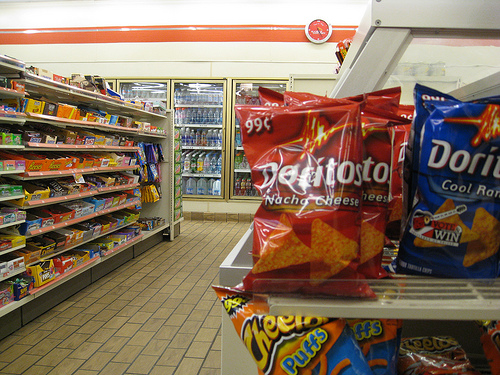 Organic Doritos Have Hit Stores, Proving Pretty Much Anything Can Be Organic Now