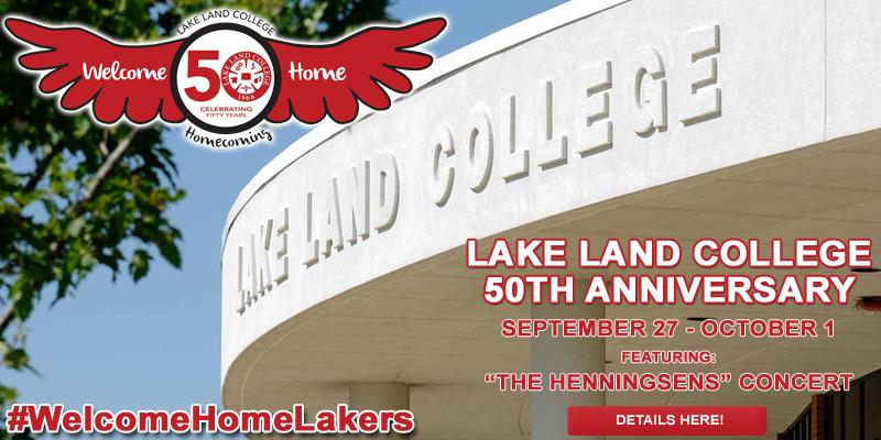 Lake Land College 50th Anniversary