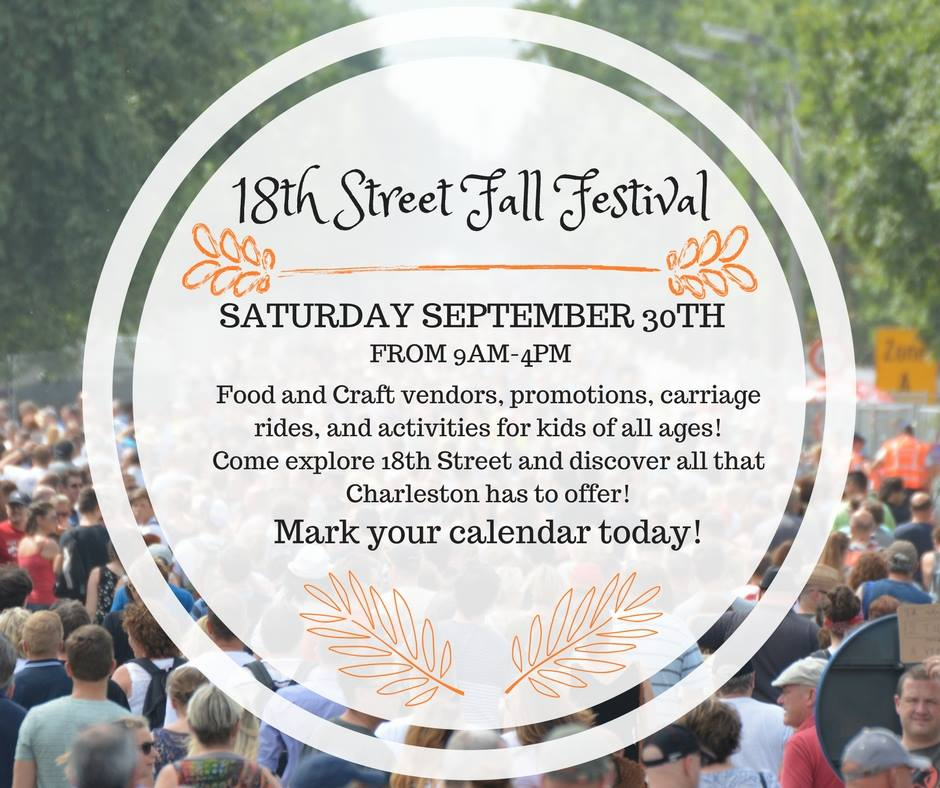 18th Street Fall Festival