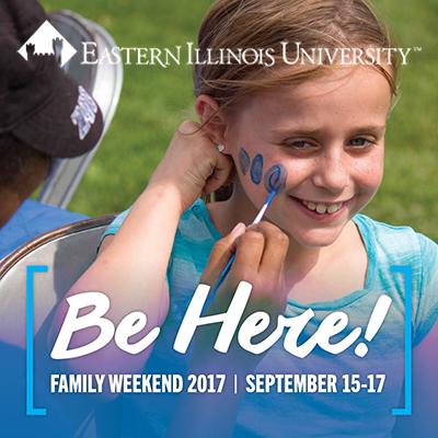 EIU Family Weekend Schedule