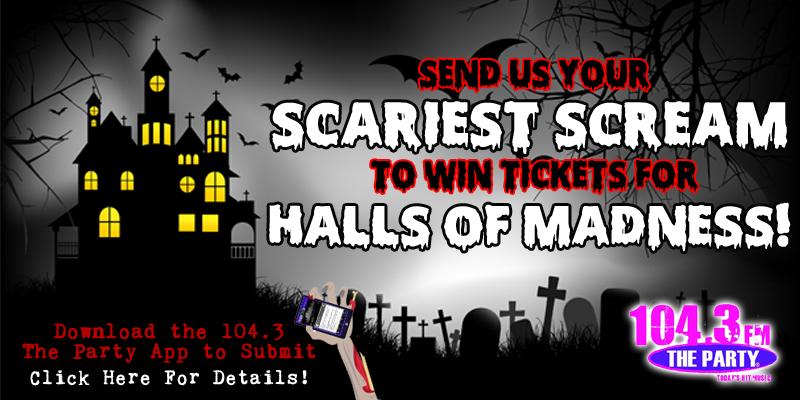 Halls of Madness - Scream Contest