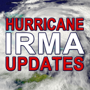 Irma Shifts Course To Florida's Gulf Coast