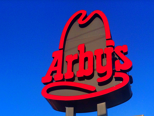 Arby's Is Testing a New Sandwich That Uses Curly Fries as a Topping