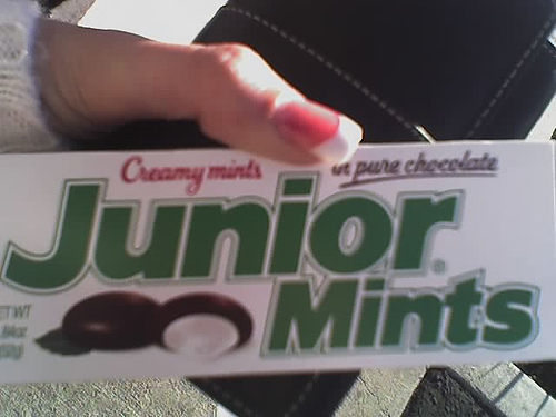 A Woman Just Sued Junior Mints For Underfilling Their Boxes