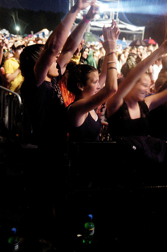 Going to Concerts Will Make You Live Longer