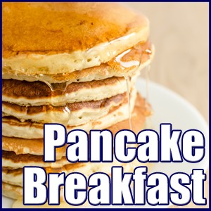 All You Can Eat Pancake Breakfast