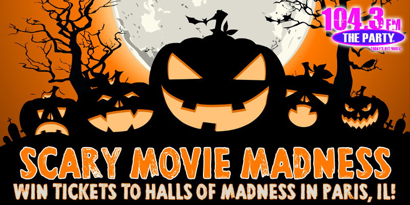Scary Movie Madness with The Party Nation