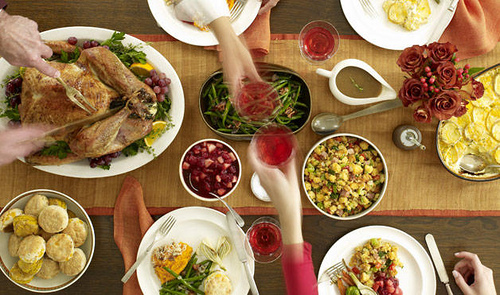 The Average Person Will Go to More Than One Thanksgiving Dinner This Year