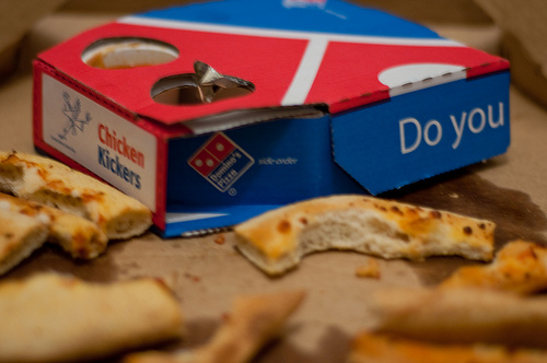 You Can Now Register For Baby Gifts at . . . Domino's?