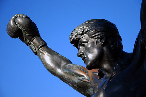 Stallone Buys Back Up 'Rocky' Statue