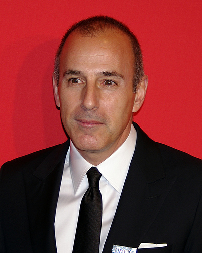 "NBC Fires Long-Time ""Today"" Host Matt Lauer"