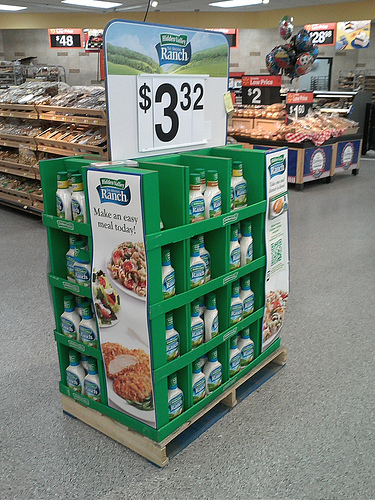 You Can Now Buy Ranch Dressing in Kegs